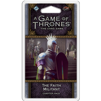 A Game of Thrones LCG 2nd Ed: The Faith Militant Chapter Pack