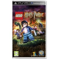 Lego Harry Potter Years 5-7 Game