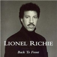 Lionel Richie Back To Front CD