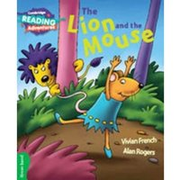 The Lion and the Mouse Green Band