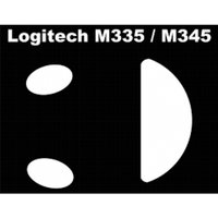 COREPAD Skatez Replacement Mouse Feet For Logitech M335 / M345 CS28270
