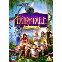 Fairytale Story of The Seven Dwarves DVD