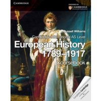 Cambridge International AS Level European History 1789-1917 by Russell Williams (Paperback, 2013)