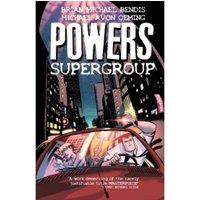 Powers Volume 4: Supergroup