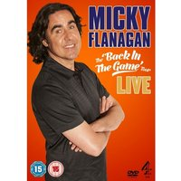 Micky Flanagan - Back In The Game: Live DVD