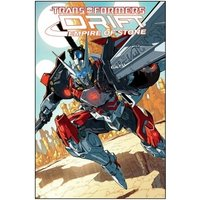 Transformers Drift Empire Of Stone Paperback
