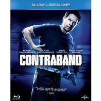 Contraband Blu Ray + UV Copy