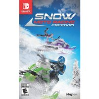 Snow Moto Racing Freedom Nintendo Switch Game (#)