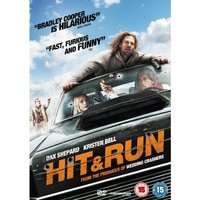 Hit and Run DVD
