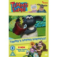Timmytime Spring Surprise DVD