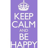 Various Artists - Keep Calm and Be Happy CD