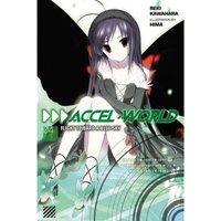 Accel World, Vol. 4 (light novel): Flight Toward a Blue Sky