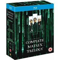 'The Complete Matrix Trilogy Blu-ray