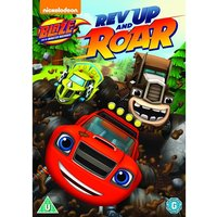 Blaze and the Monster Machines: Rev Up and Roar DVD