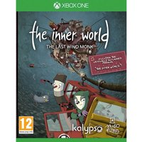 The Inner World The Last Wind Monk Xbox One Game