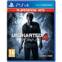 Uncharted 4 A Thief's End PS4 Game (PlayStation Hits)