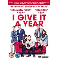 I Give It A Year Rental DVD