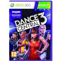 Kinect Dance Central 3 Game