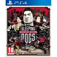 'Sleeping Dogs Definitive Ps4 Game