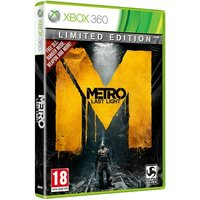 Metro Last Light Limited Edition Game