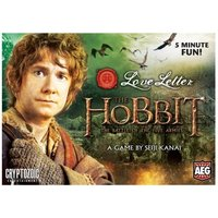Love Letter The Hobbit Boxed Edition