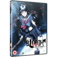 Blood C The Last Dark DVD