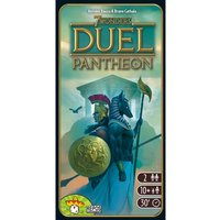 7 Wonders Duel Pantheon Board Game