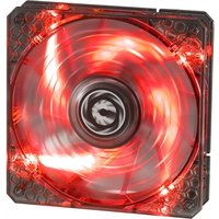 BitFenix Spectre PRO 120mm Fan Red LED Black