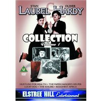 Laurel And Hardy Collection - Vol. 1 DVD
