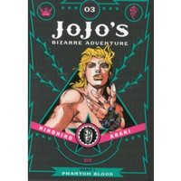 JoJo's Bizarre Adventure: Part 1--Phantom Blood, Vol. 3 : 3