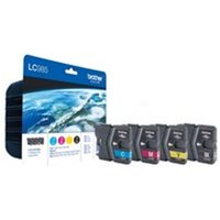 Brother LC-985VALBP Ink cartridge multi pack, 300pg 3x260pg, Pack qty 4