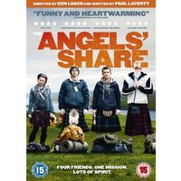 The Angels' Share DVD