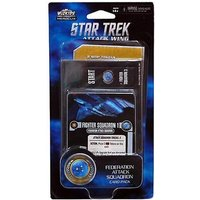 Star Trek Attack Wing: Federation Attack Squadron Card Pack