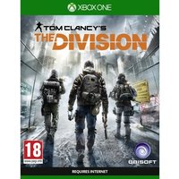 Tom Clancy's The Division Xbox One Game (with Exclusive 3D Cover)