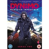 Dynamo Magician Impossible Series 2 DVD