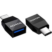 ADATA ACAF3PL-ADP-RBK cable interface/gender adapter USB C USB 3.1 A Black
