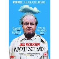About Schmidt DVD