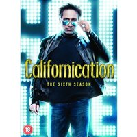 Californication Season 6 DVD