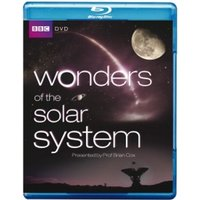 Wonders Of The Solar System Blu-ray