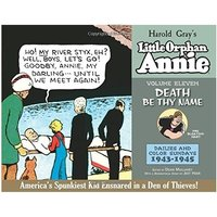 Complete Little Orphan Annie Volume 11 Hardcover