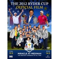 Ryder Cup 2012 Official Film (39th) DVD