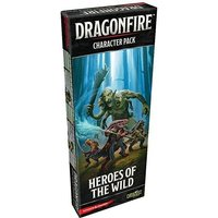 Dungeons & Dragons: Dragonfire - Character Pack: Heroes Of The Wild