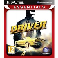 Driver San Francisco Game (Essentials)