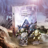 Anachrony Exosuit Commander Pack Expansion Board Game