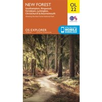 New Forest, Southampton, Ringwood, Ferndown, Lymington, Christchurch and Bournemouth : OL 22