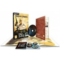 Sam & Max The Devils Playhouse Collector's Edition Game