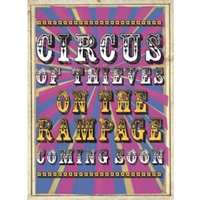 Circus of Thieves on the Rampage by William Sutcliffe (Paperback, 2015)