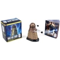 Doctor Who: Dalek Collectible Figurine and Illustrated Book by Richard Dinnick (Mixed media product, 2013)