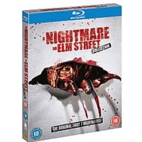 Nightmare On Elm Street 1-7 Blu-ray