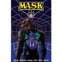 MASK MOBILE ARMORED STRIKE KOMMAND RIDING VENOMS TRAIL Paperback